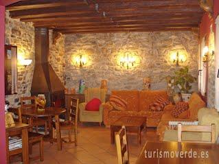 TURISMO VERDE HUESCA. Hostal Casa Sidora de Laspuña